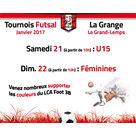 Tournois Futsal du LCA Foot 38