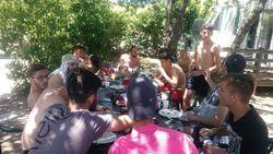 Les U19 en Ardèche