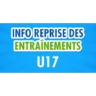 Reprise saison 2018/2019