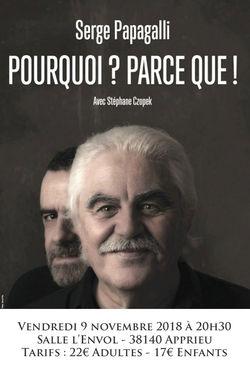 Serge Papagalli au LCA Foot 38