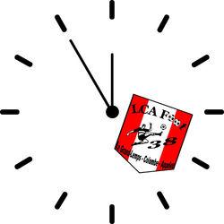 Modification des horaires d'entrainement
