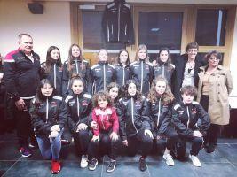 U18 Féminines