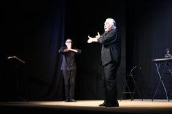 Retour sur le spectacle de Serge Papagalli