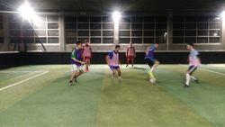 les seniors au clasico soccer