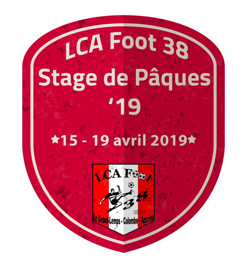 Stage de Pâques 2019 : save the date !
