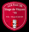 Stage de Pâques 2019 : save the date !