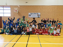 Tournoi Futsal U8 - Reportage photo