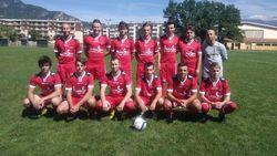 En ce premier dimanche de Printemps, les 2 équipes séniors du LCA FOOT 38 jouaient à domicile.