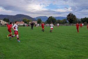 Match amical : U15 - La Cöte St André