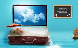 Vivent les vacances !