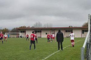 Match Sénior - LCA2 / Vareze 3