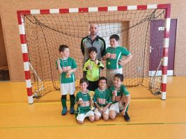 Tournoi U9 & U11 - Reportage photos