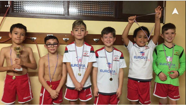 "Premier bilan ""Futsal"" u9"