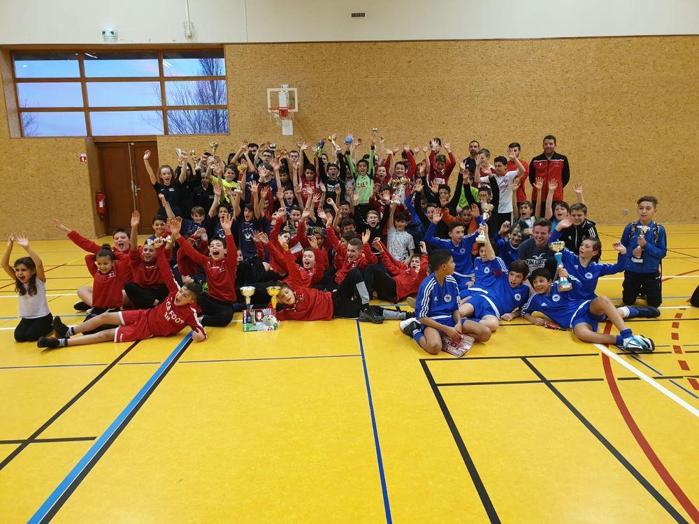 Revivez en photos les tournois Futsal U12/U13