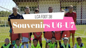 Souvenirs u6-u7 , saison 2019 2020