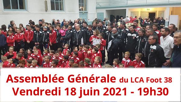 Invitation - Assemblée Générale Annuelle