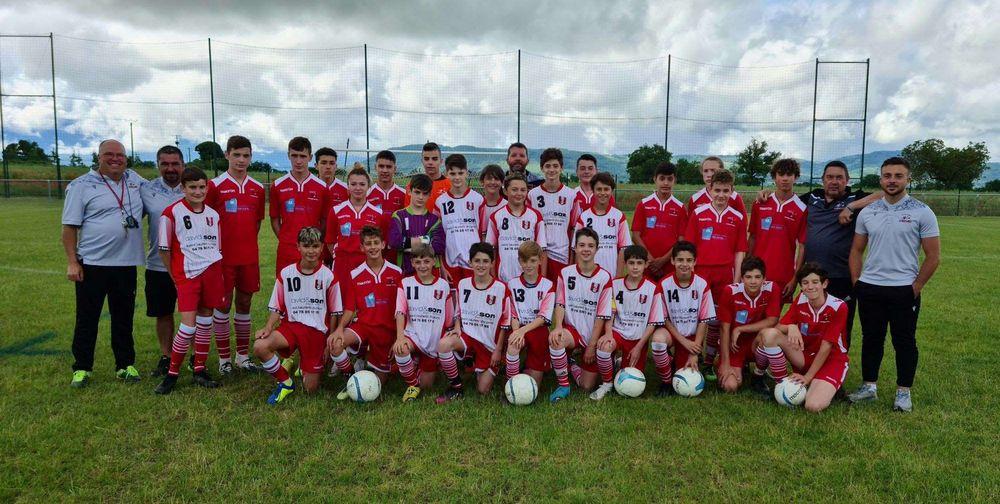 Match amical U13 / U15