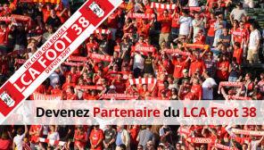 Devenez Partenaire du LCA Foot 38