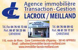 Agence Immobilière Lacroix-Meilland
