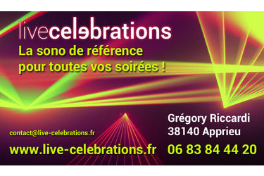 Live Celebrations