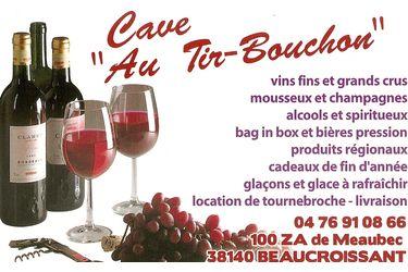 Cave Au Tir Bouchon