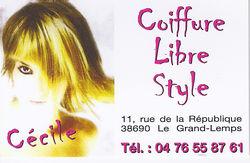 Coiffure Libre Style