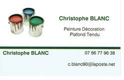 Christophe Blanc SASU