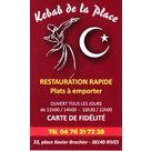 Kebab de la Place