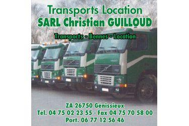 Sarl Christian Guilloud