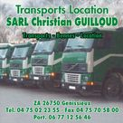 Sarl Christian Guilloud