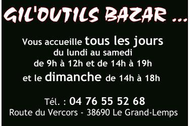 Gil'Outils Bazar