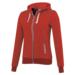 Acheter Veste GRIME full zip femme rouge